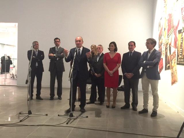 Santander y m laga potenciar n reas de inter s com n como for Oficinas santander malaga