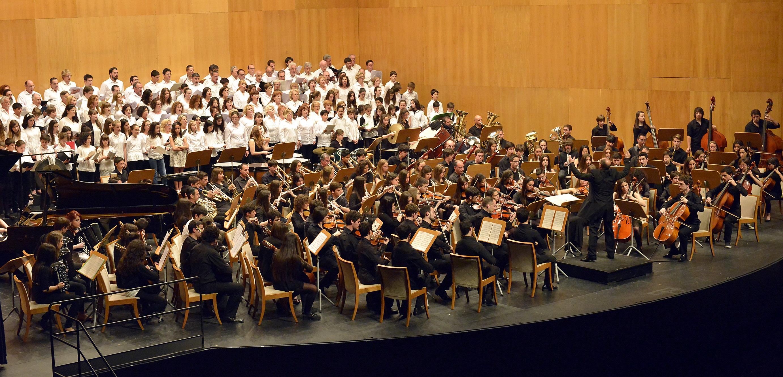 El conservatorio municipal participa esta semana en el - Conservatorio musica bilbao ...
