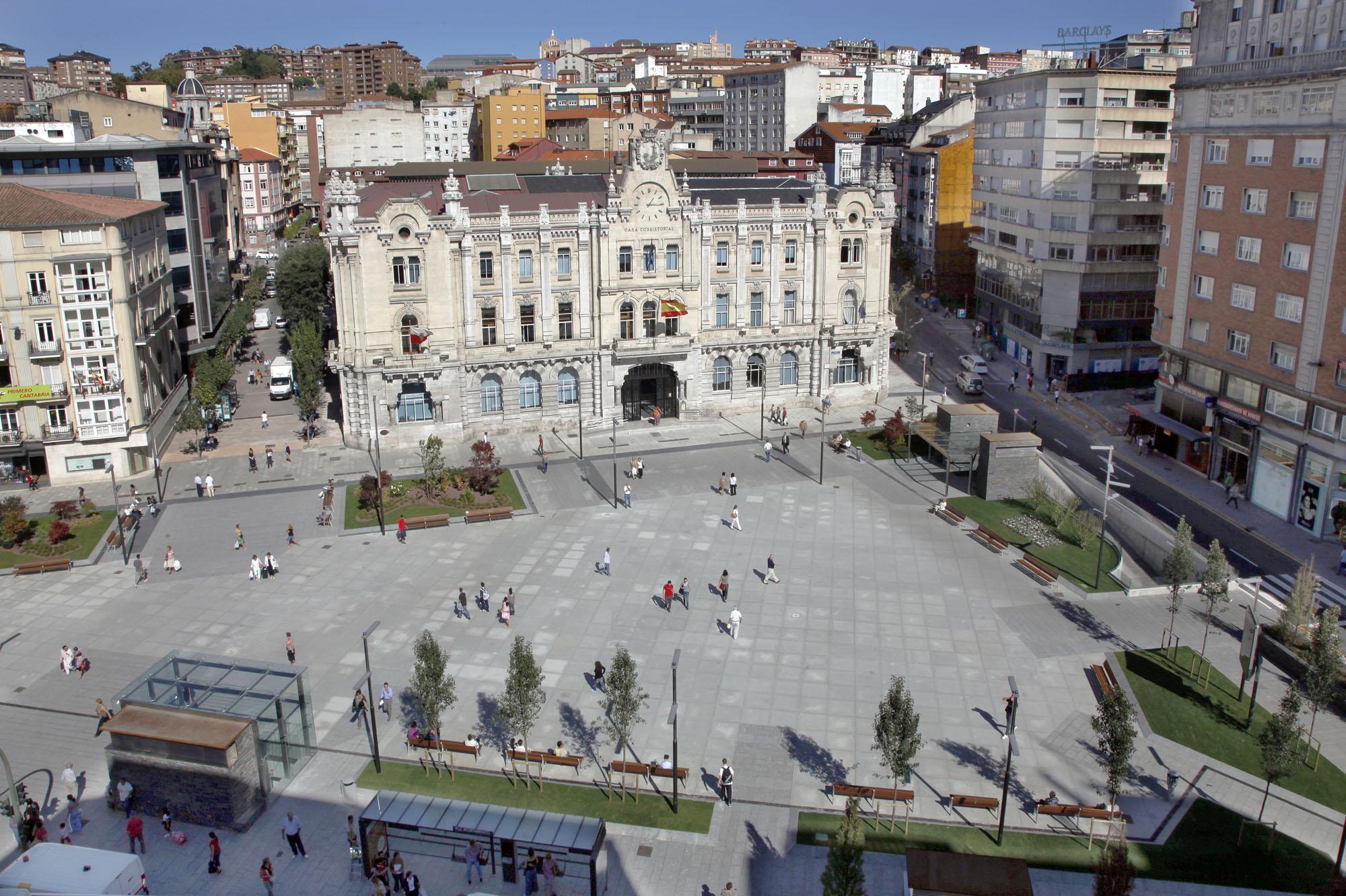 Santander modifica su ordenanza de transparencia para for Oficina pelayo sevilla