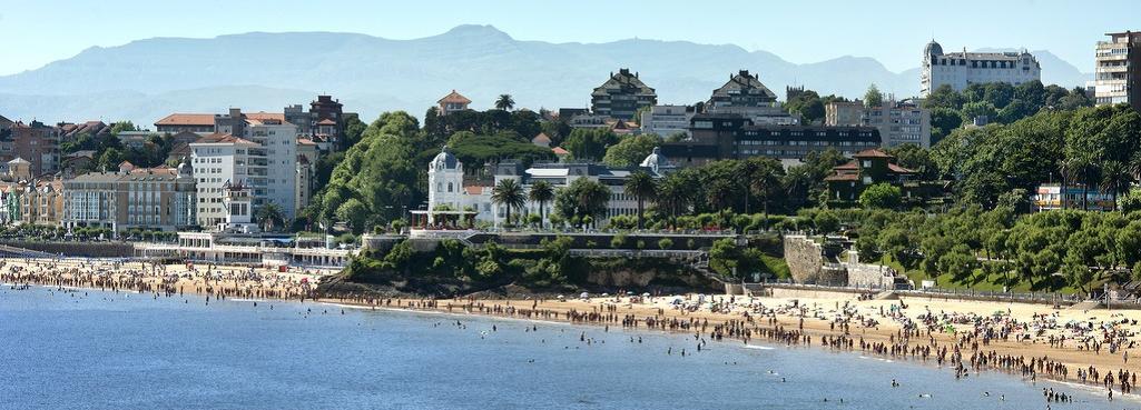 Playas de El Sardinero