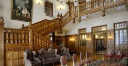 Salon donde se llevan a cabo las bodas civiles