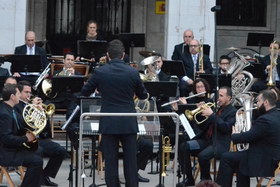 La Banda Municipal ofrece esta semana un concierto de solistas y el recital de Semana Santa