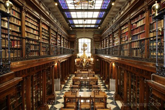 Biblioteca de Menendez Pelayo