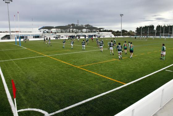 Siete empresas optan a ejecutar las obras de reforma del campo de fútbol y rugby de San Román