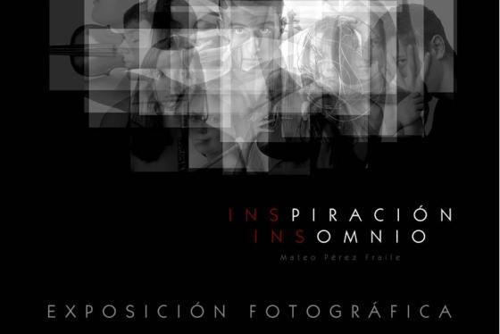 Alumnos del conservatorio municipal protagonizan la exposición fotográfica 'Inspiración, insomnio'