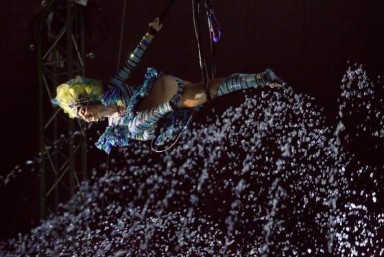El espectáculo 'Circo sobre el agua' llega la próxima semana a Santander