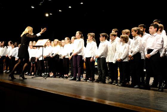 El Conservatorio ofrece el jueves 30 su concierto de fin de curso en el Palacio de Festivales