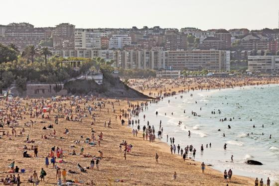 Santander prepara un plan para garantizar la seguridad en las playas