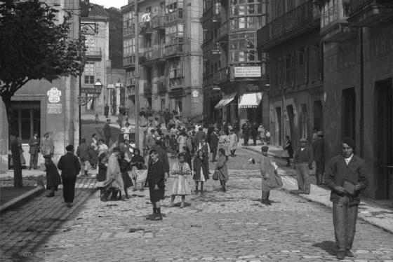 El CDIS propone un recorrido virtual por el Santander de principios del siglo XX