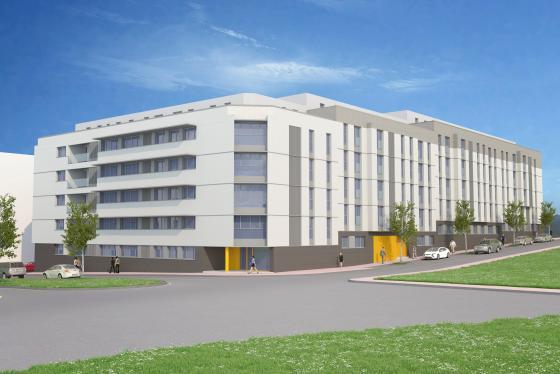 El Palacio de Exposiciones acoge el lunes el sorteo de las 120 viviendas asequibles de San Román