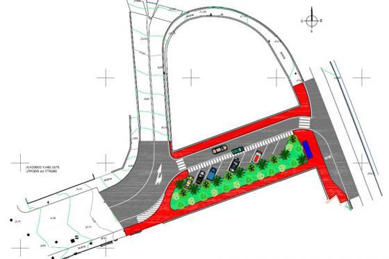 Seis empresas presentan ofertas para ejecutar el nuevo vial de salida de Candina