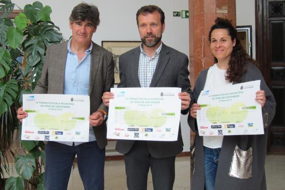 Cerca de 150 niños de 8 clubes y escuelas participarán en la IV Fiesta del Tenis de Santander