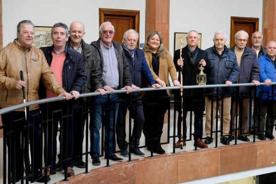 Las tradicionales marzas volverán a recorrer Santander el 28 de febrero