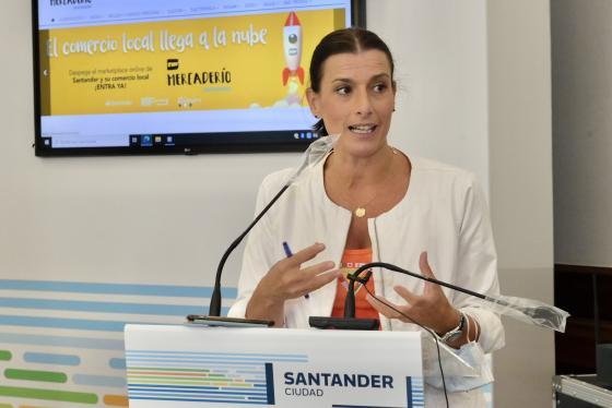 Santander pone en marcha 'El Mercaderío', el primer Marketplace local para el comercio de la ciudad