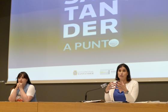 Presentadas al sector educativo 5 medidas del plan 'Santander a punto' valoradas en 140.000 €