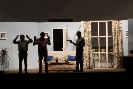 """USTED PUEDE SER UN ASESINO"" TEATRO MURIAGO"