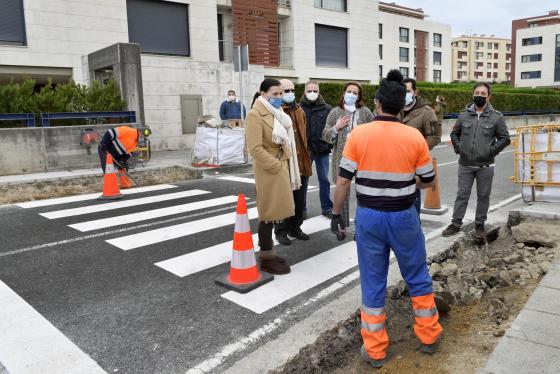 Santander ejecutó en 2020 más de 10.000 actuaciones de mantenimiento en barrios