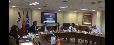 """Santander toma como ejemplo a varias ciudades israelíes en su proyecto de convertirse en una """"startup city"""""""