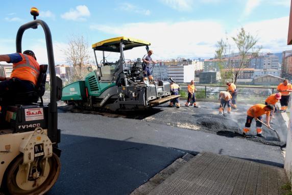 Santander licita las obras de pavimentación de una veintena de calles
