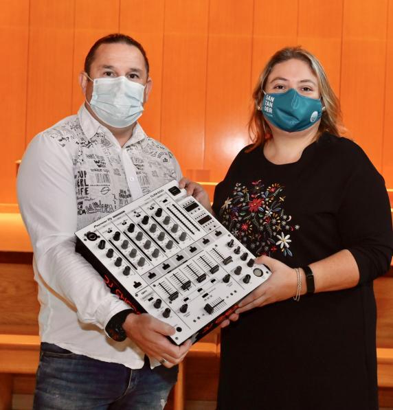 La Finca Altamira acogerá un novedoso curso de iniciación a la música electrónica