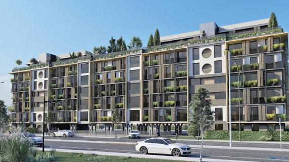 Concedida licencia para construir un edificio de 68 viviendas en Nueva Montaña
