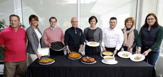 La cocina c ntabra y la valenciana se fusionan en torno al arroz en unas jornadas en el hotel - El chiqui santander ...