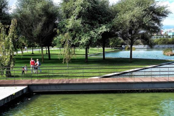 El mantenimiento de parques y jardines a licitaci n por 9 for Mantenimiento de parques y jardines
