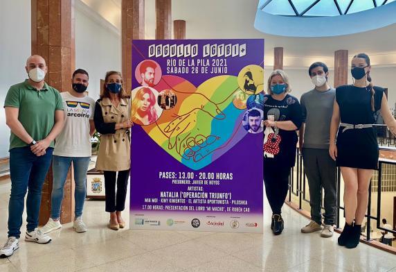 Santander se une a la celebración del Día Internacional del Orgullo LGTBI 2021