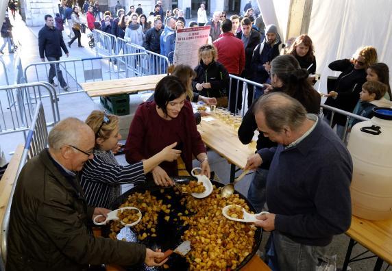 Nuevo futuro recibe 600 euros de las actividades - Cocina economica santander ...