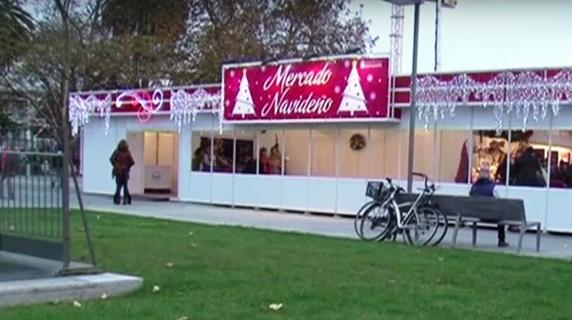 El mercado de navidad contar este a o con 70 puestos de - Cocina economica santander ...